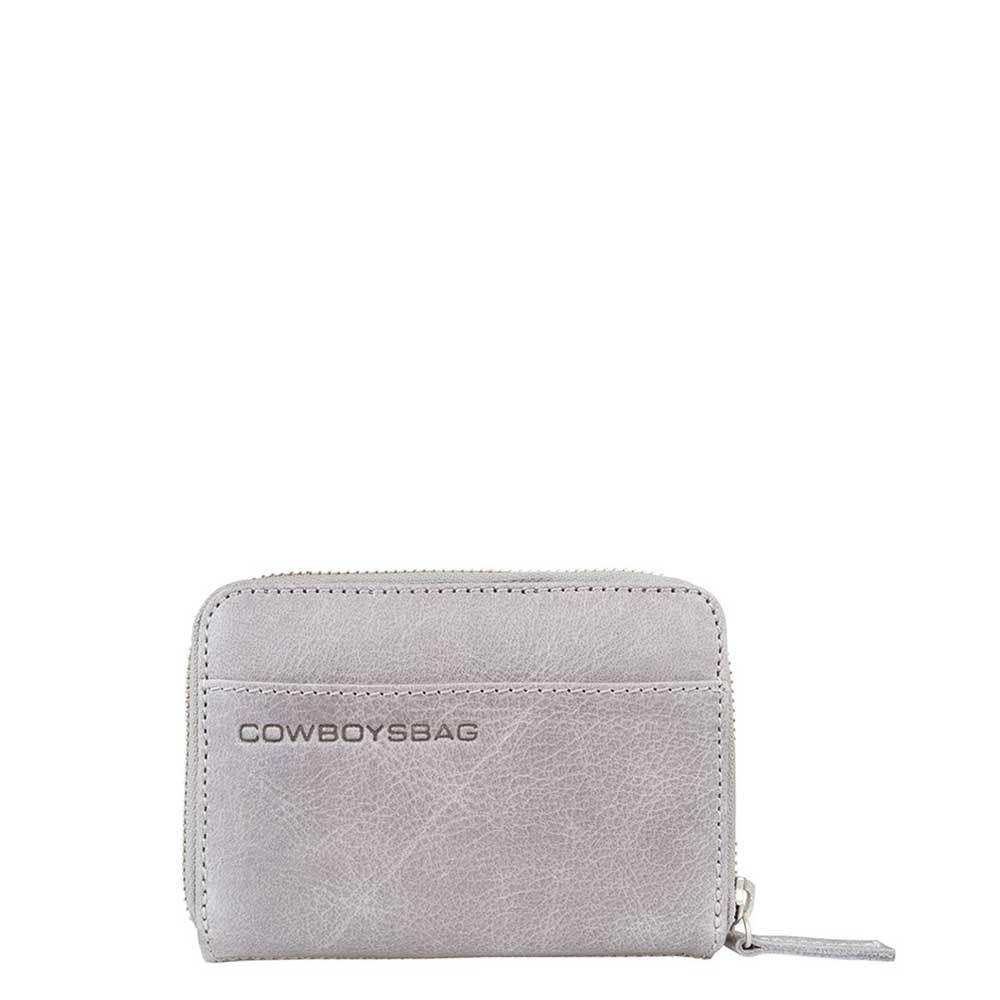 Dames Portemonnee Grijs.Cowboysbag Dames Portemonnee Grijs Leer Kopen Online