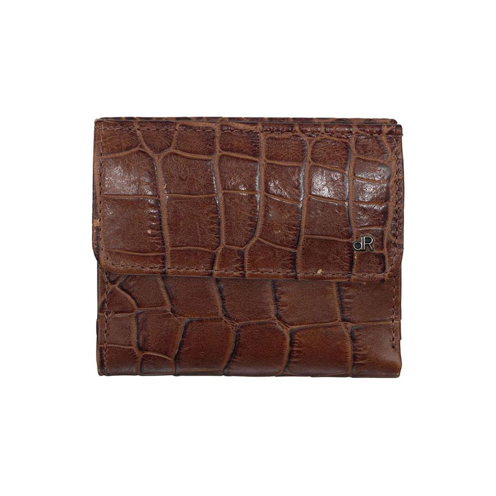 Dr amsterdam dames portemonnee zwart leer kopen online