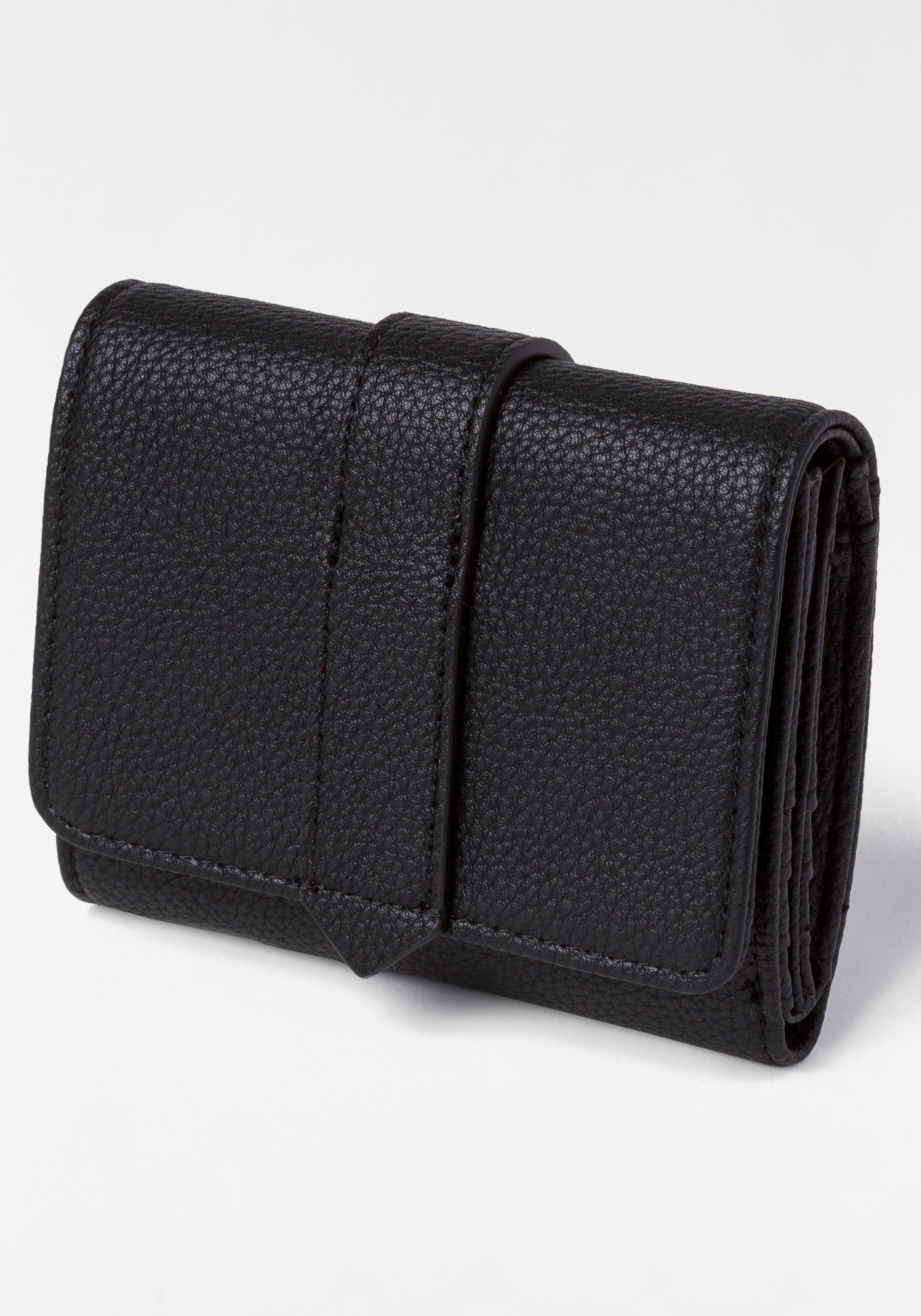 9246fe2ce65 Esprit dames portemonnee zwart Zwarte portemonnee dames esprit ...