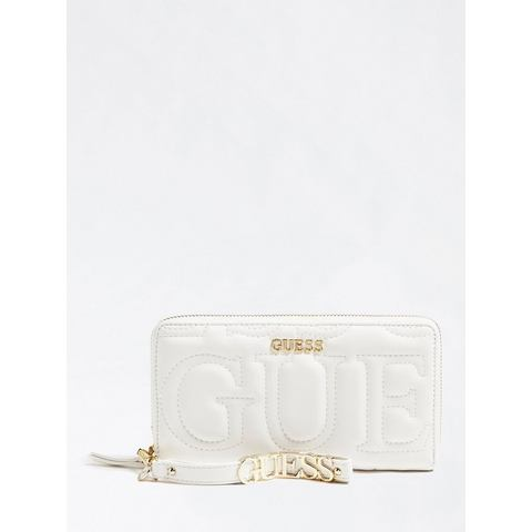 Guess dames portemonnee wit