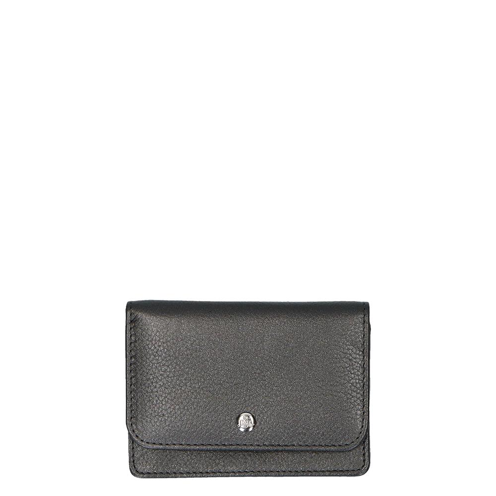 bb3fa2532ba Loulou essentiels dames portemonnee grijs leer kopen online