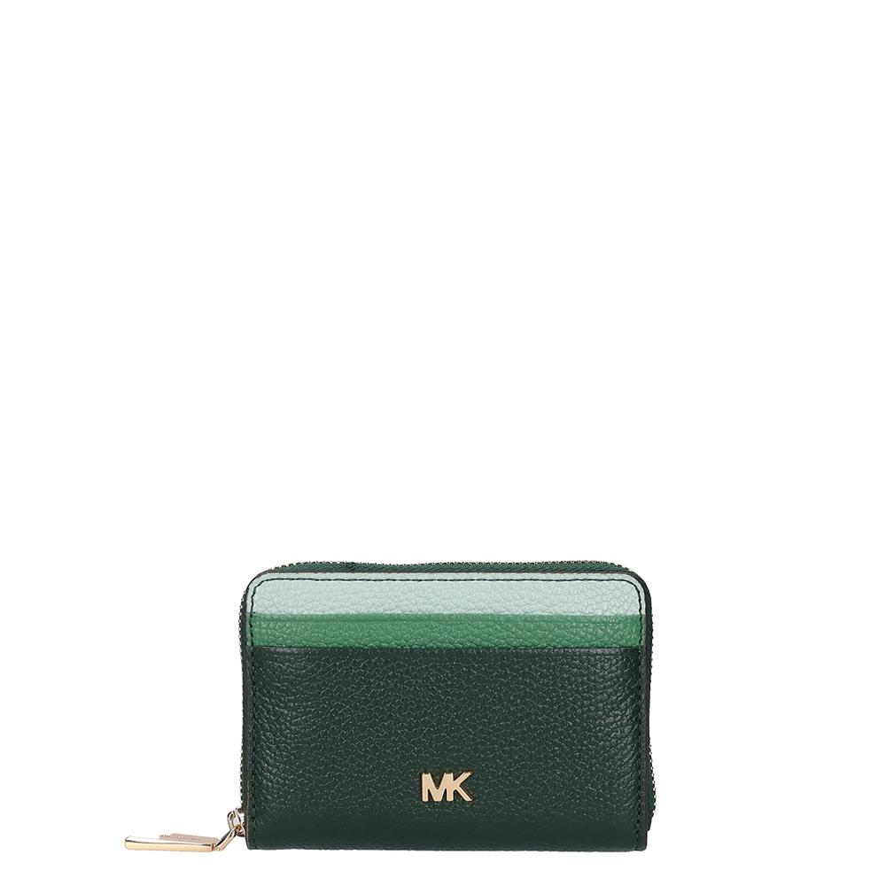 729a358cb1f42 Michael kors dames portemonnee groen leer kopen online