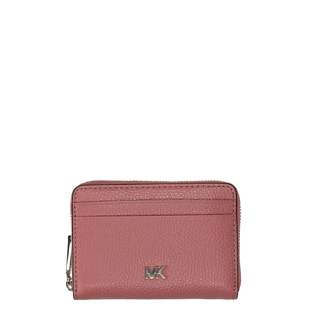 Michael kors dames portemonnee roze leer kopen online
