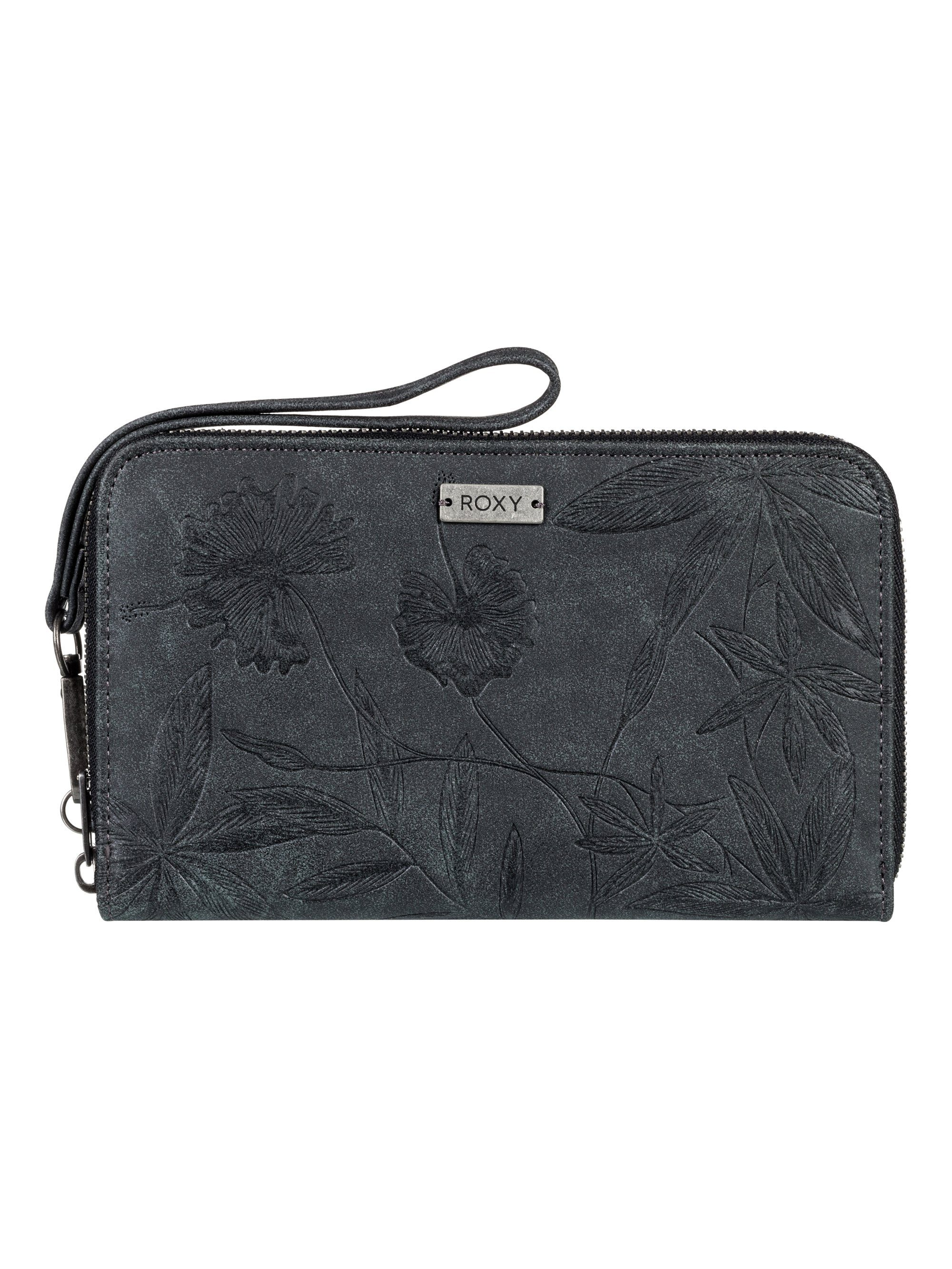 fde62c840af Roxy dames portemonnee zwart Zwarte portemonnee dames roxy .