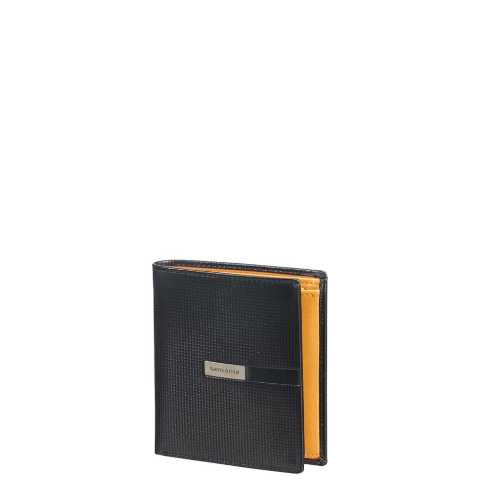 a8bf82dd523 Samsonite heren portemonnee zwart leer kopen online
