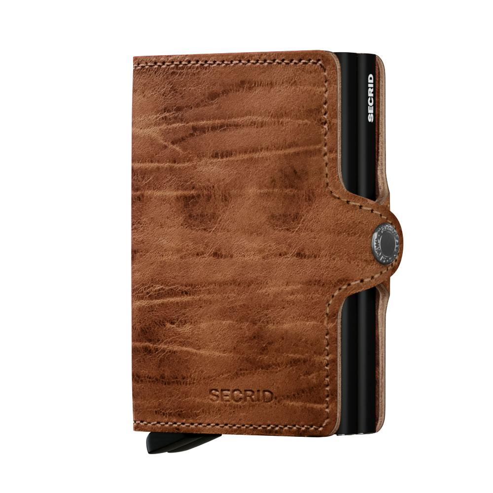 9aaaa076a14 Secrid dames portemonnee bruin leder kopen online